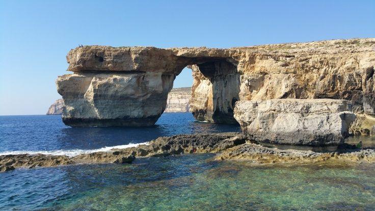 Malta, Azure Window – Platsen för Daenerys och Drogos bröllop #Malta #Ö #Island #Gozo #GameOfThrones #Game #of #Thrones #Daenerys #Targaryen #Drogo #Wedding #Inspelning #Serie #Resmål #Travel