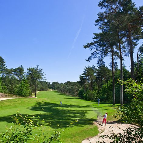 Golfen op de Nunspeetse Golfclub met 27 holes!
