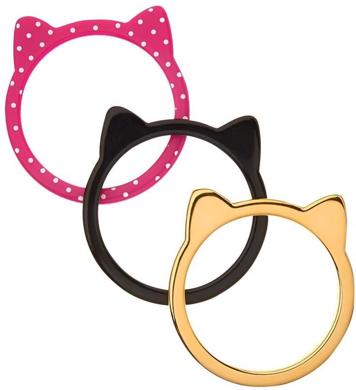 Gymboree Cat Bangles