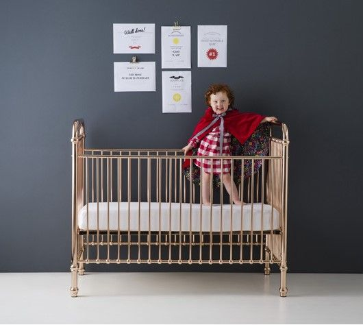 Incy Interiors Offers A Line Of Beautiful Cribs And Beds, Including A  Metallic Collection That Really Shines.