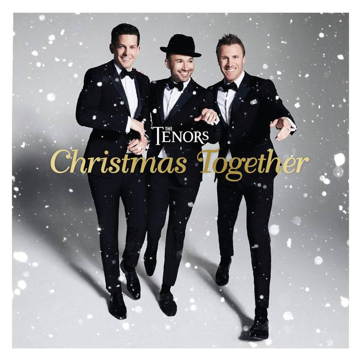 Christmas Together - The Tenors - Nombre de titres : 10 titres -   Référence : 00059906  #CD #Musique #Cadeau #Vacance #Chalet