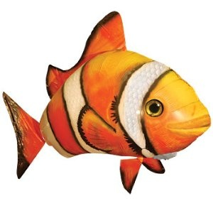 $19 Air Swimmers Remote Control Flying Clownfish