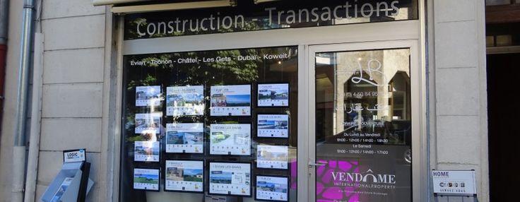 Agence LB Immobilier, Haute-Savoie, Evian