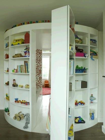Secret room!