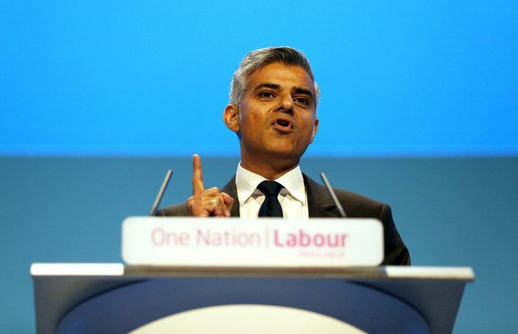 London mayoral candidate Sadiq Khan rules out appointing Ken Livingstone as transport chief