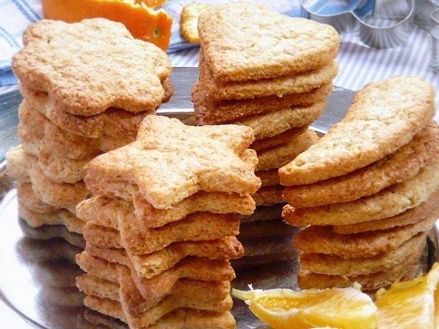 """Biscoitos Light de Laranja- """"doces regionais"""" . dicas e truques"""