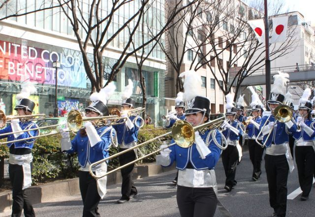 建国記念の日 東京・明治神宮のイベント パレードルートはここ | いいこむCHECK