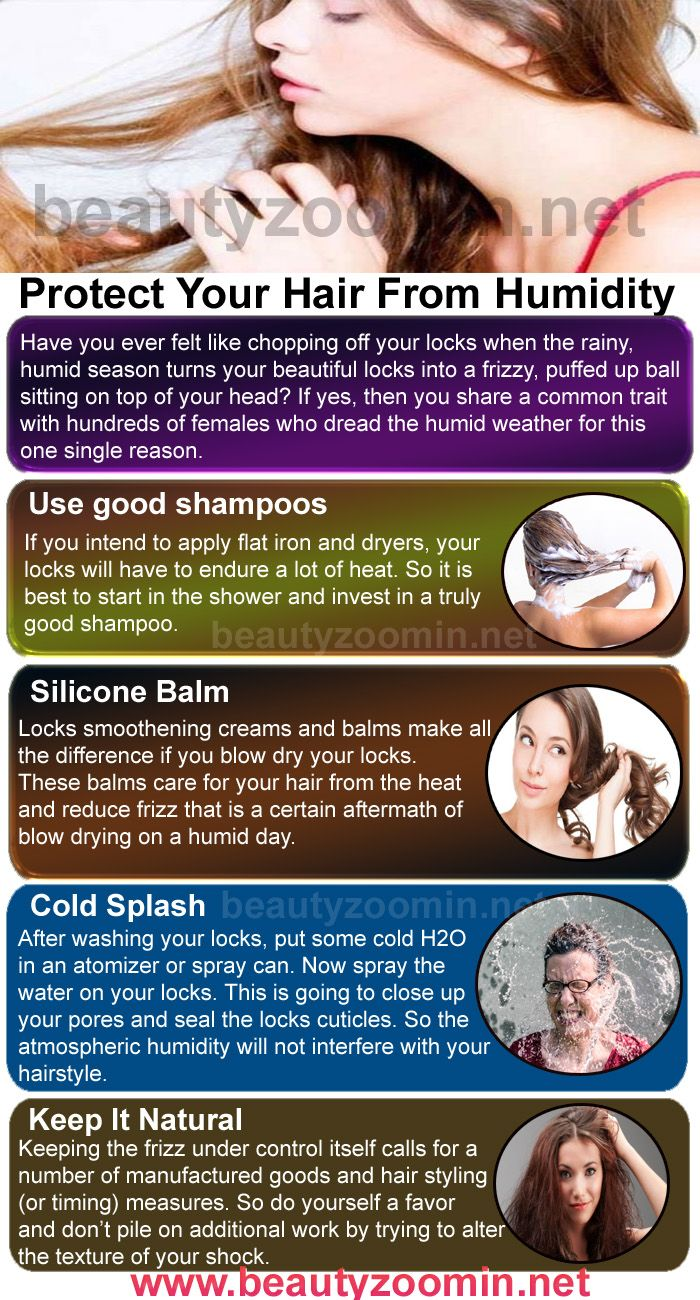Six Easy Tips To Protect Your Hair From Humidity Beautyzoomin Your Hair Hair Humidity