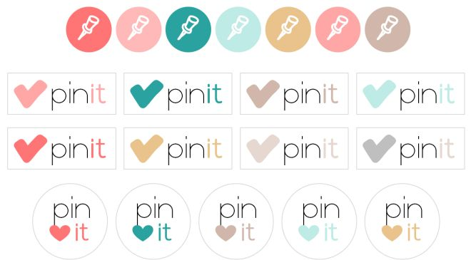 Creative Mindly: Botones pin it para descargar gratis