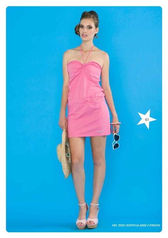 #Vestito Jersey Stretch #LollyStar - Scopri tutta la collezione #SpringSummer qui --> http://www.lollystar.it/