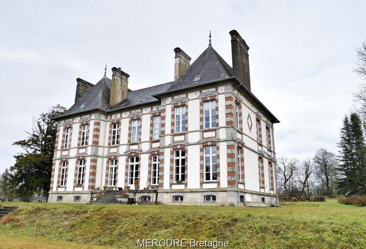 France - Vente château BRASPARTS - 112vmhttp://www.groupe-mercure.fr/acheter/vente-chateau-finistere-15163-112vm.html
