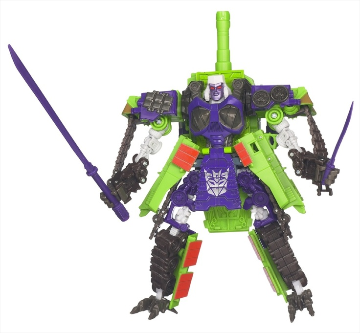 TRANSFORMERS_ChinaImport_Megatron Asian Import Exclusive Transformers Generations - Hasbro Official Images