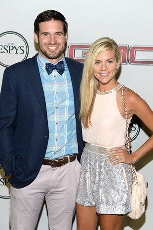 Christian and Samantha Ponder (Getty Images)