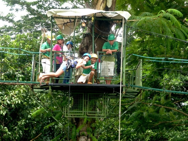 BLOGGED: Tree Top Adventure, Subic  http://wp.me/p1mtFN-J2