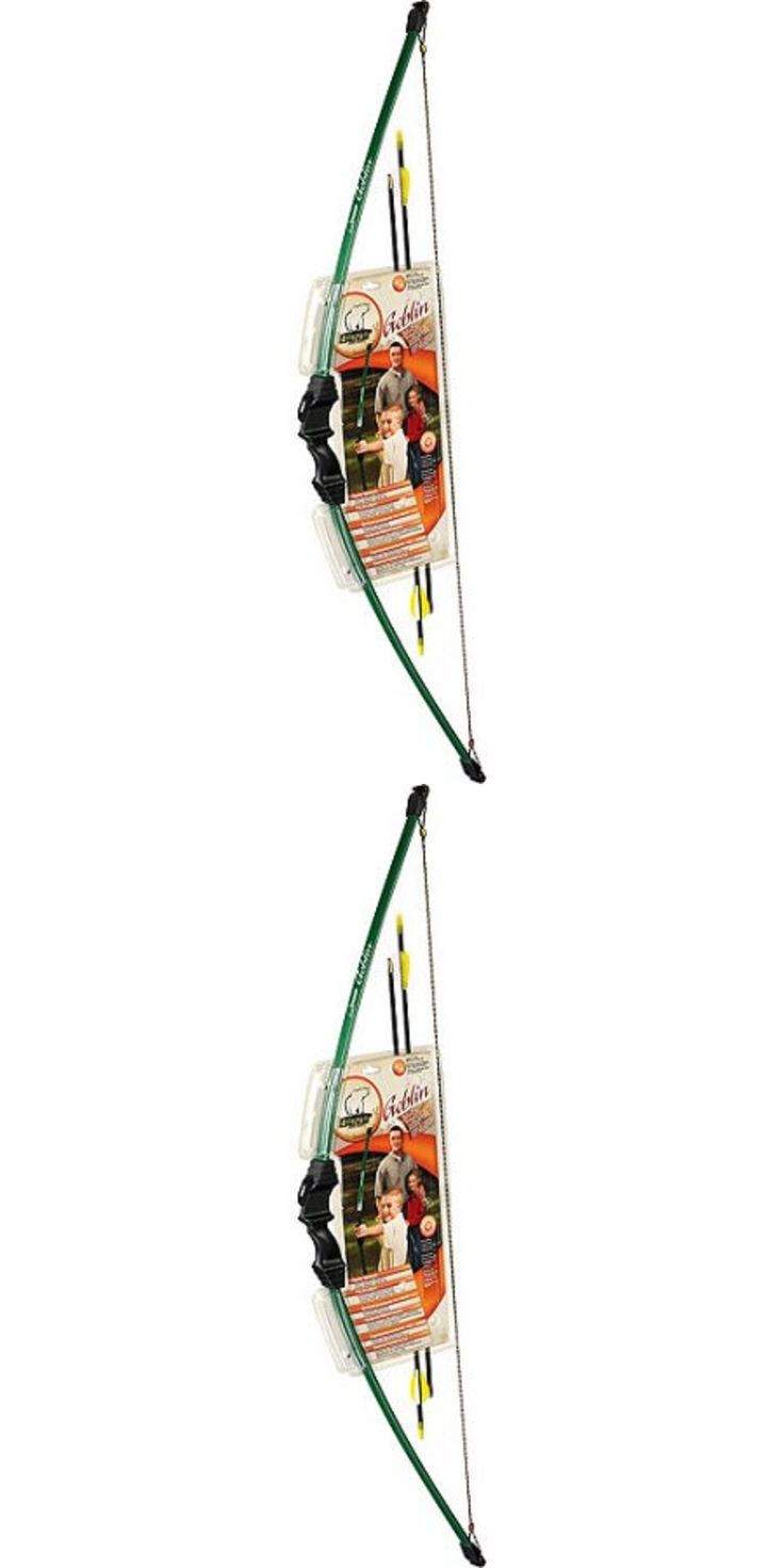 Archery Sets and Kits 161751: Bear Archery Goblin Bow Set Compound For Kids Outdoor Hobby Toy Gift Idea -> BUY IT NOW ONLY: $34.52 on eBay!