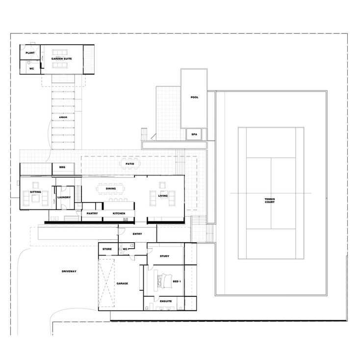 1000 images about residential plans sections for Tranquility house plan