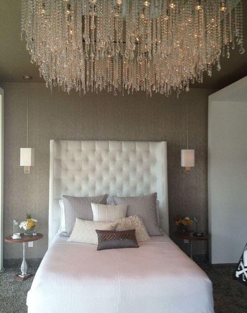 Modern Bedroom Chandeliers