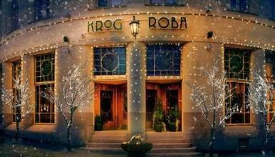 Helsinki Restaurant Recommendation: Krog Roba for Breakfast, Brunch, Lunch or Dinner #Helsinki #restaurant