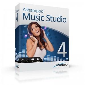 Ashampoo Music Studio v4.0.8.23 Multi – FR