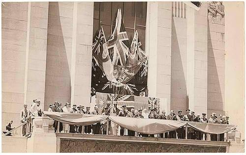 Official Opening of the ANZAC Memorial on 24 November 1934.