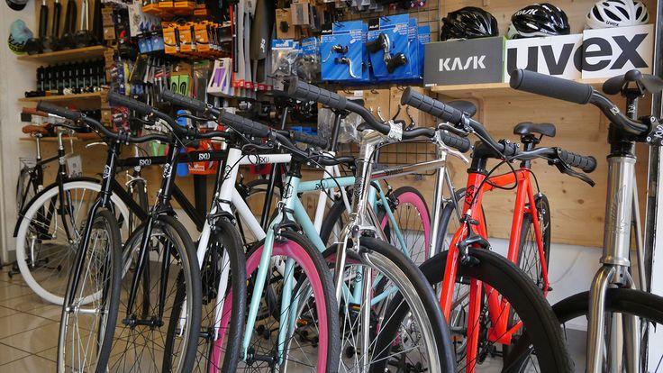 Fixie Warehouse, une boutique dans le 14ème arrondissement de Paris | Fixie Singlespeed, infos vélo fixie, pignon fixe, singlespeed.