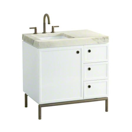 kallista bathroom sinks 1000 images about small bath modern vanities on 13296