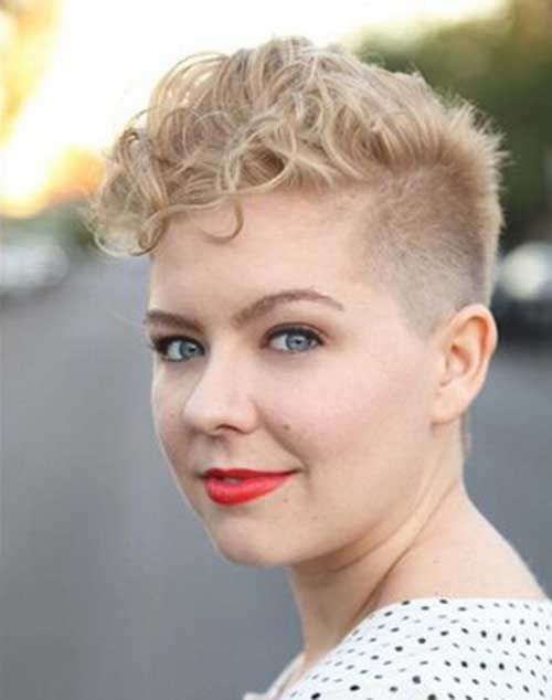 20 Very Short Curly Hairstyles | www.short-haircut……