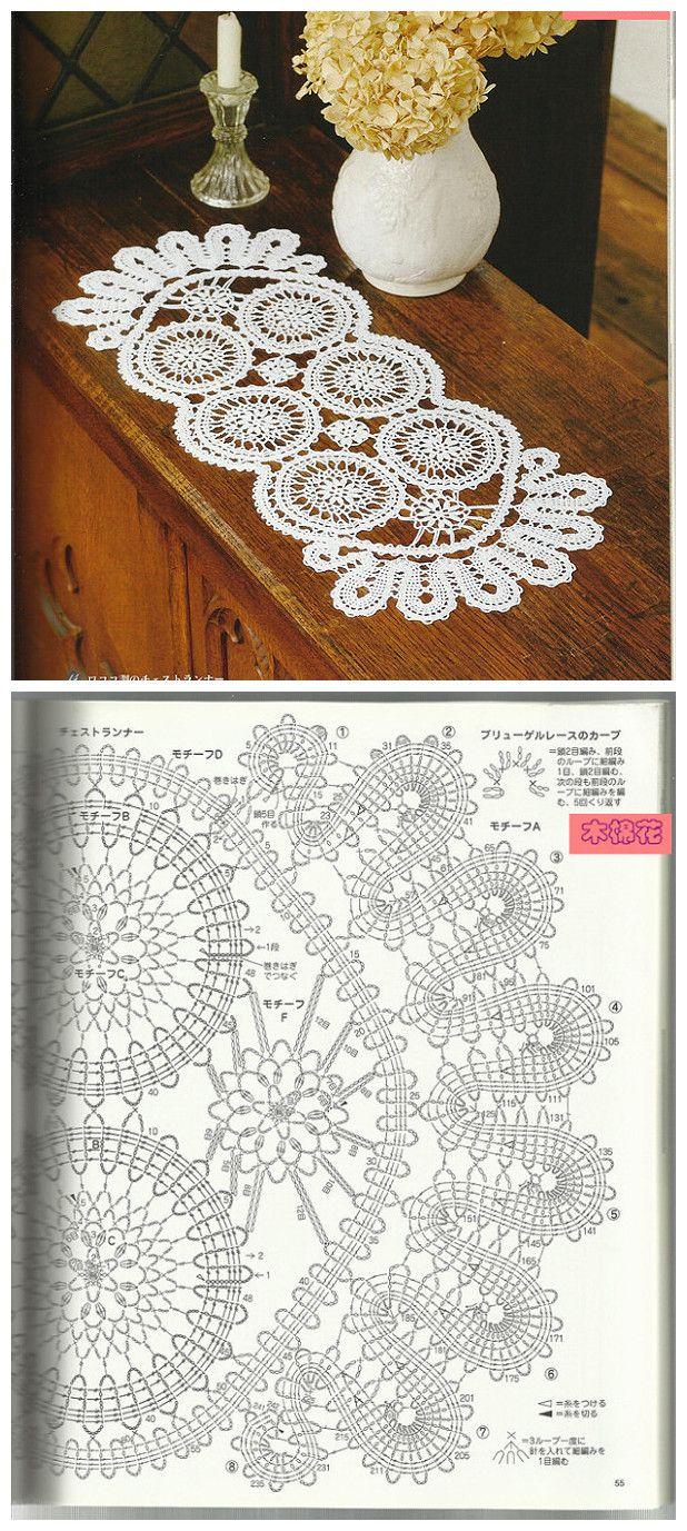 d1faa5b1b28ae13e8693ab69331d690b_0010.jpg (618×1377)/ Encaje de Brujas/ Maria L.Bertolino/ www.pinterest.com...