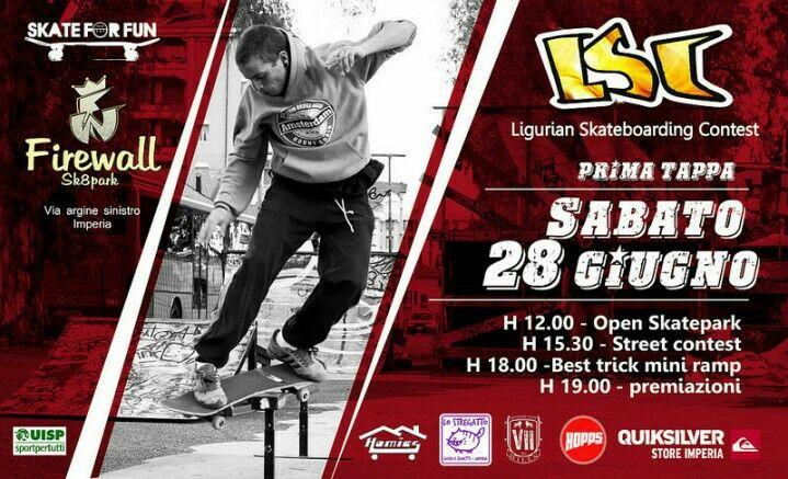 Lsc skate contest