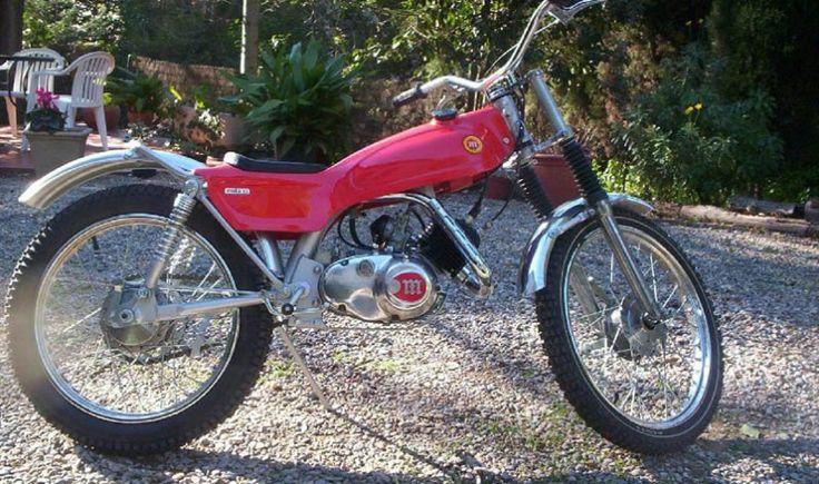 1971 Montesa Cota 25A 49cc