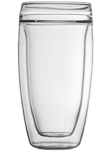 Business-Coffee Sphere - Tazas de latte macchiato con doble pared (6 unidades, vidrio borosilicatado): Amazon.es: Hogar