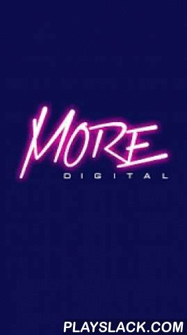 """MORE Digital  Android App - playslack.com ,  MORE Digital is Australia's home of the 80s and 90s! On the station you'll hear big 80s and 90s pop anthems from artists such as Madonna, Kylie Minogue, Michael Jackson, Whitney Houston, Prince, George Michael, Duran Duran, Mariah Carey, Savage Garden, New Kids On The Block, The Backstreet Boys, Ace of Base, The Spice Girls and plenty plenty more. On-air you can hear """"The Kim Wilde 80s Show"""" – it's legendary 80s and 90s pop star Kim Wilde picking…"""