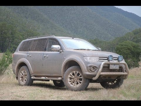 Mitsubishi Challenger 2015: Video Review