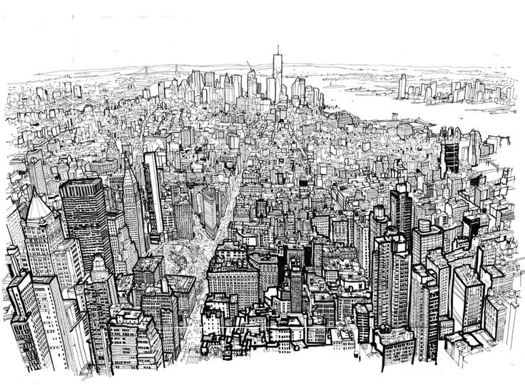 Empire State of Pen by Patrick Vale