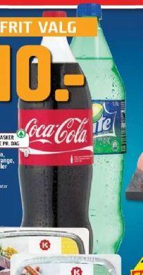 Coca Cola,Fanta Orange,Sprite ellerTuborgSquash