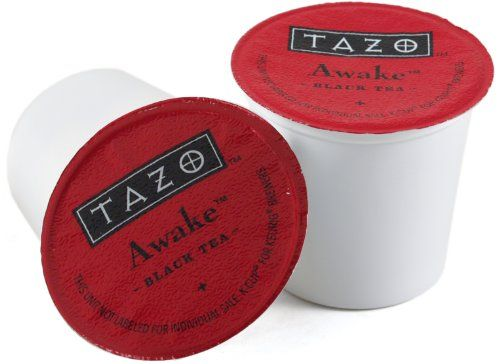 Tazo Awake Black Tea Keurig KCups 64 Count -- Read more reviews of the product by visiting the link on the image.