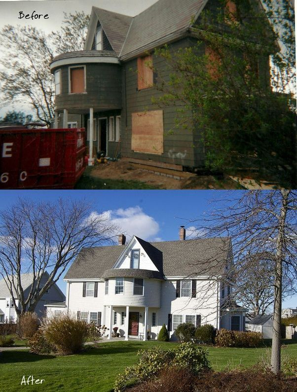 Danielle S House Before And After Old Abandon Places In 2019