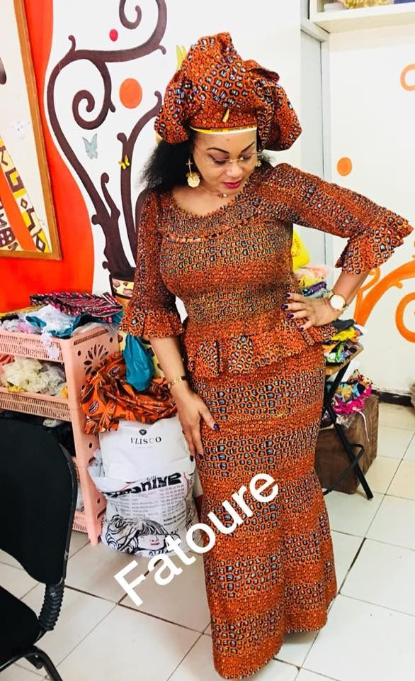 Pin By Fatoumata Toure On Mode Africaine In 2019 African