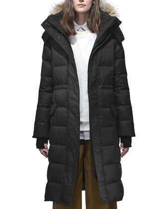 05e6ac3e89 CANADA GOOSE LONG PARKA in NEIMAN MARCUS STORE ONLINE 1235