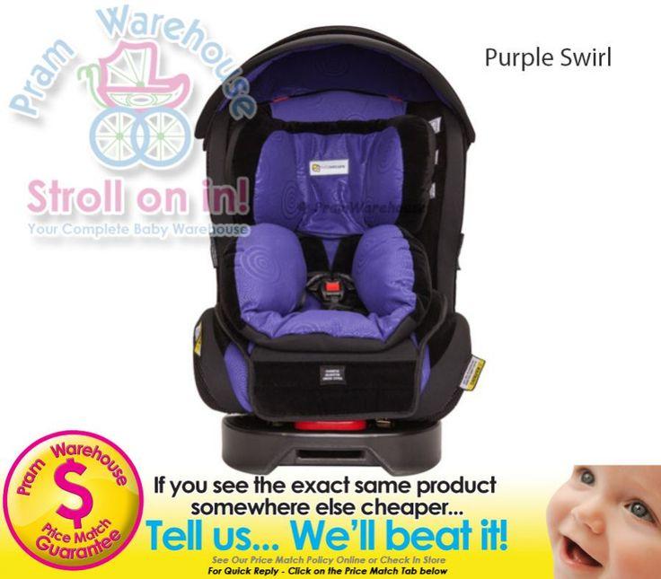 infa secure car seat luxi caprice purple - Google Search