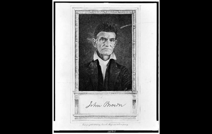 the life and contributions of john brown a white american abolitionist John brown was known to and secretly funded by a wealthy new york real estate speculator named gerritt smith smith's daughter, elizabeth smith miller, was married to another prominent abolitionist incidentally, it was she, and not amelia bloomer, who invented the women's dress known as the bloomer.