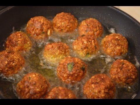 Falafel - arabski przysmak - Film kulinarny - Smaker.pl