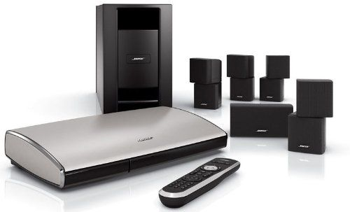 Bose® Lifestyle® T20 home theater system--Black $1,999.00
