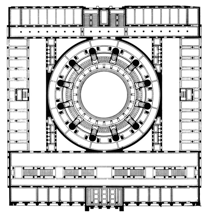 plecnik lubiana plan - Cerca con Google