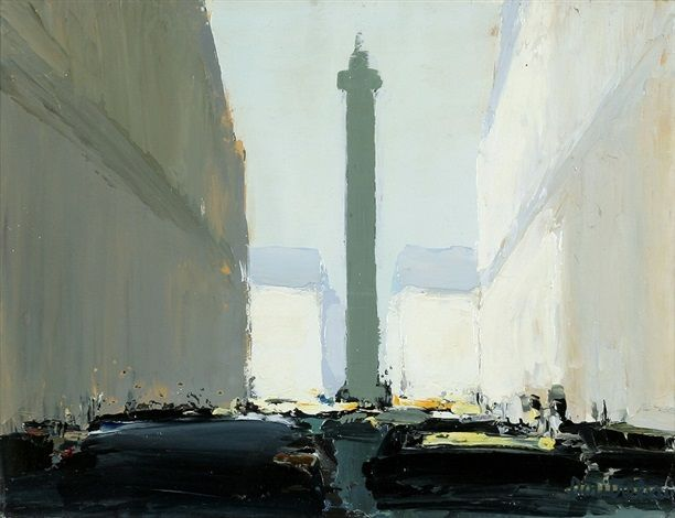 Place Vendome par Pierre Doutreleau