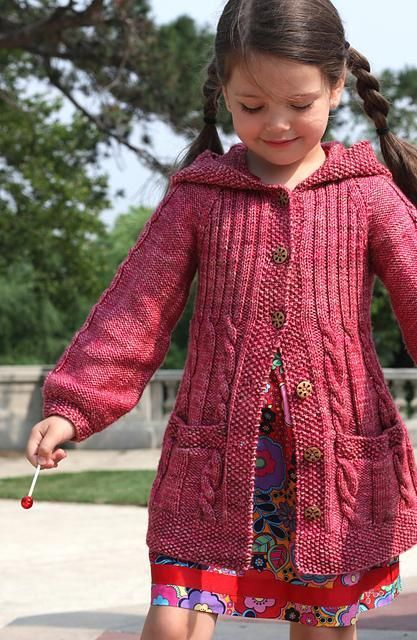 Looking for knitting project inspiration? Check out Lavanda by member Monika Sirna.