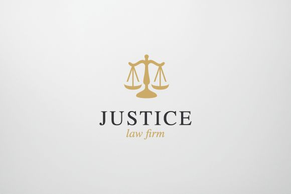Justice Logo by brandphant on @creativemarket