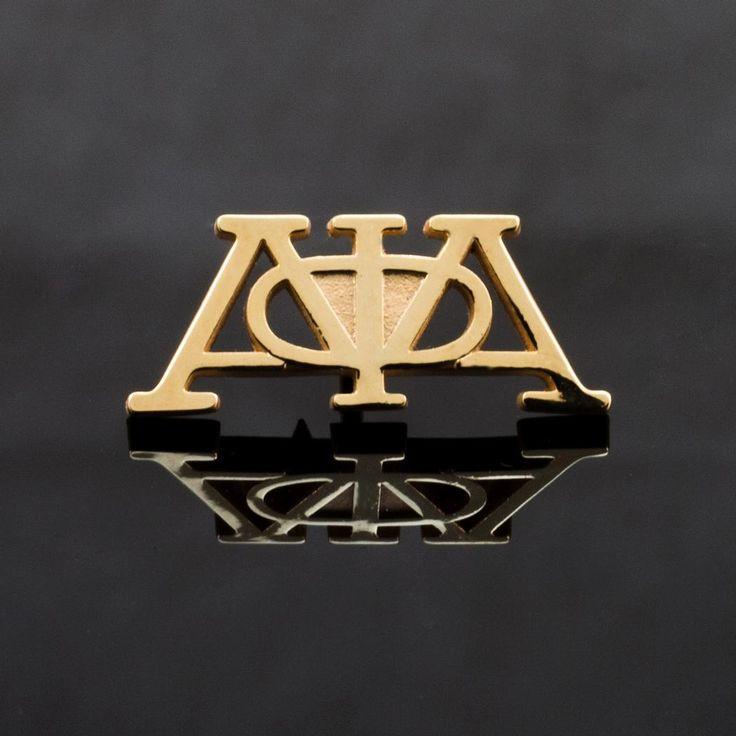Alpha Phi Alpha Lapel Pin, Alpha Phi Alpha Collection