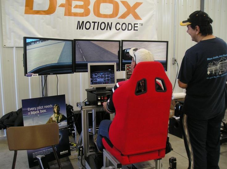 Simulateur D-Box