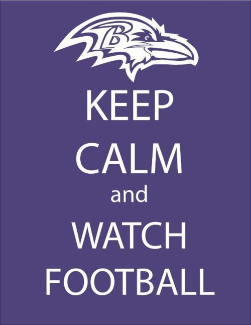 the Ravens have my <3